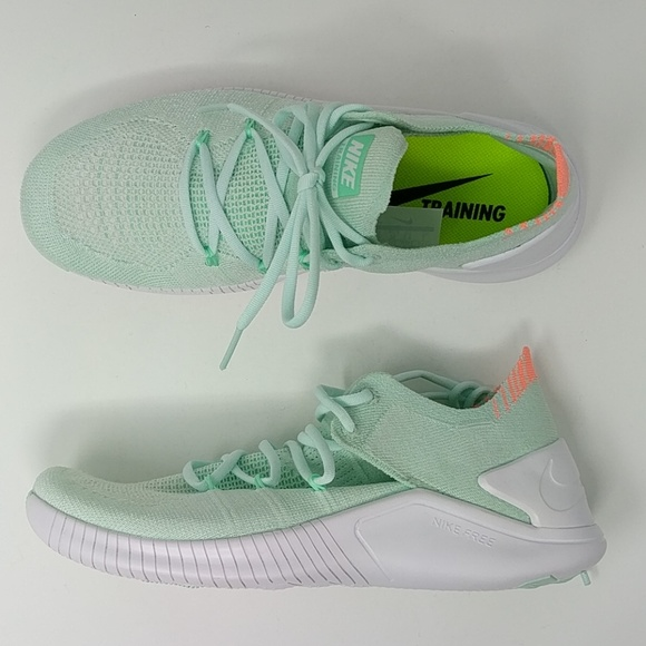 new styles 7a206 afa33 Nike Free TR Flyknit 3 Womens Running Shoes New